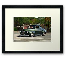 1941 Ford Coupe 2 Framed Print