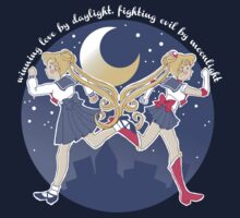 Fighting Evil By Moonlight by FrauleinMezzo