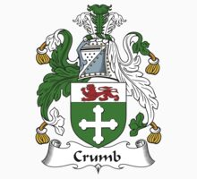 Crumb Coat of Arms / Crumb Family Crest by ScotlandForever