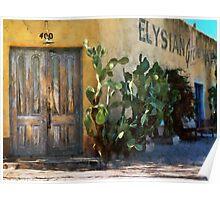 Elysian Grove Market II Poster