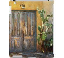 Elysian Grove Market II iPad Case/Skin