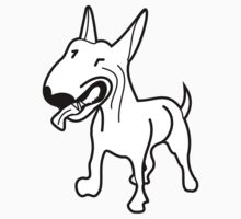 English Bull Terrier  Kids Clothes