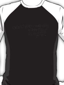 Kendrick Lamar Good Kid MAAD City Signature T-Shirt
