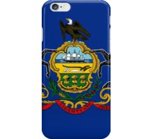 Pennsylvania State Flag iPhone Case/Skin