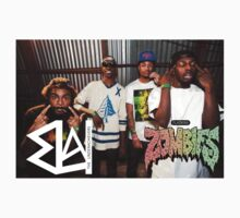 Flatbush Zombies & The Underachievers by ccdgkad