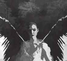 Black Swan- Nina Sticker