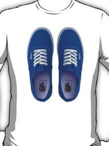 Vans - Blue T-Shirt