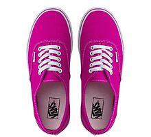 Vans - Pink by Sthomas88
