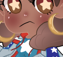 Young Avengers || Miss America Chavez Sticker