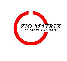 Zio Matrix - Mars Branch logo by Moodydata