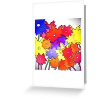 Cheery bouquet Greeting Card