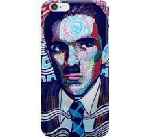 Ron Mael on dark and handsome tees!  iPhone Case/Skin