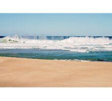 Bar Beach, NSW Australia Photographic Print
