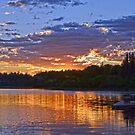 Eternal Sunset by Skye Ryan-Evans
