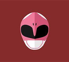 Mighty Morphin Power Rangers - Pink Ranger by gmorningnight