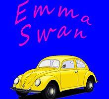 Emma Swan - OUAT by Mellark90