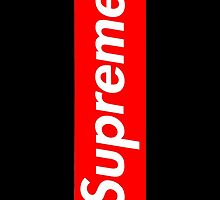 Supreme Phone Case by devynrichmond