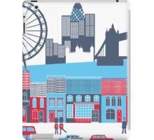 London, England iPad Case/Skin