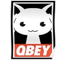 Qbey Poster