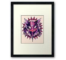 Haunter Framed Print