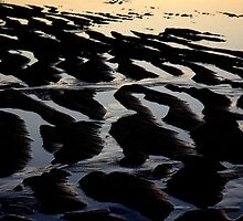 sand waves by Ross Hipwell