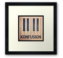 Konfusion, Something Corporate Framed Print