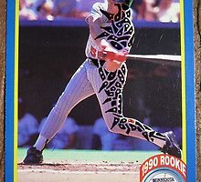 148 - Paul Sorrento by Foob's Baseball Cards