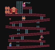 Donkey Kong by Kimmorz