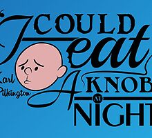 Karl Pilkington: A Knob at Night by Liam Drage