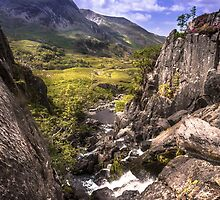 Snowdonia, North Wales by RossDavidson