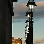 Edinburgh Lamplight by Kasia-D