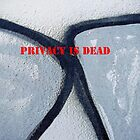 Message 12 - Privacy is dead by TonyBroadbent