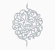 Time Typograph Art by neutrone