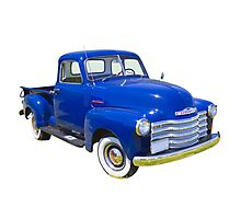 1947 Chevrolet Thriftmaster Antique Pickup Photographic Print