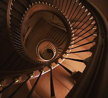 Chocolate spirals II by JBlaminsky