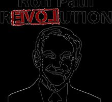 Ron Paul Revolution by OnlyWhenItRains