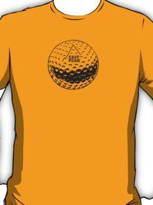Golfing tshirt - East Peak Apparel - Golf Ball Print T-Shirt