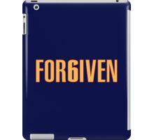 Lebron James - Forgiven iPad Case/Skin