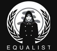 Equalist Revolt by Andrew N.