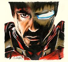 I Am Ironman by vigilanteartist