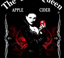 The True Queen apple cider by Kubik
