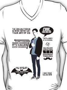 Abed Quotes T-Shirt