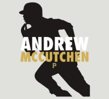 Andrew McCutchen Silhouette by AndrewNYM