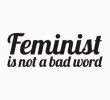 Feminist I by hunnydoll