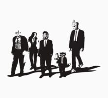 Reservoir A-Holes T-Shirt
