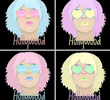Hollywood (x4) by steemedrice