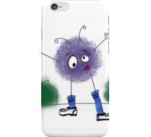 Sporty Fuzz iPhone Case/Skin