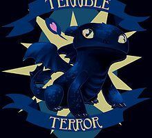 Terrible Terror! by KanaHyde