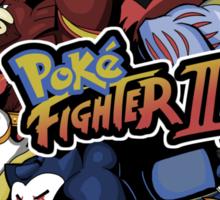 Poke Fighter II Sticker