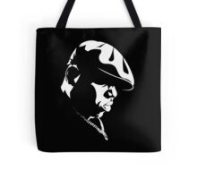 The Notorious B.I.G. Stencil Tote Bag